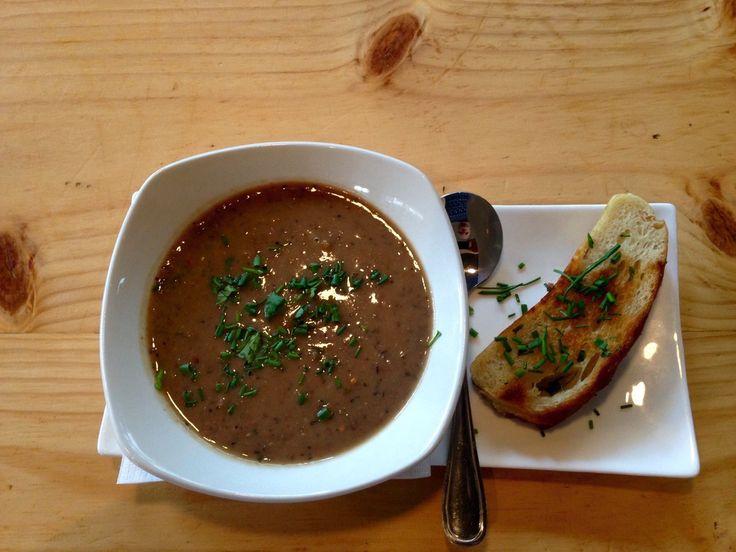 Bean & lentil soup