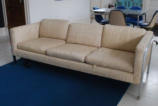 used couch | The Ten Commandments of Buying Used Furniture | Apartment Therapy