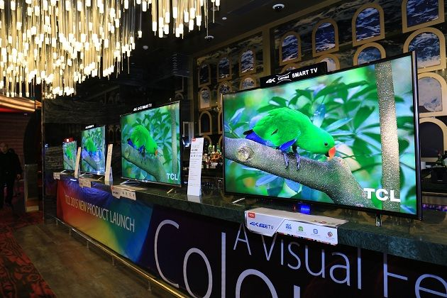 TCL Philippines launches new UHD TVs with Quantum Dot display technology
