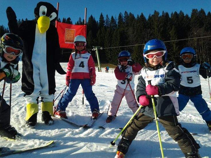 Kinderskikurs im Schneeland Wenigzell in der Region Joglland - Waldheimat (C) Schischule Wenigzell