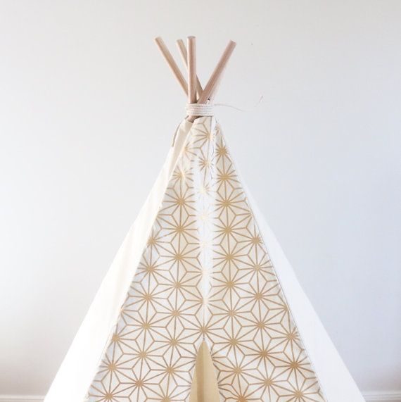 Geometric TeePee - Kargow.com - Find the world's most creative sellers.