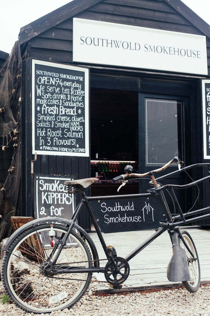 Southwold, Adnams Distillery Tour, Two Magpies Bakery & The Southwold Smokehouse