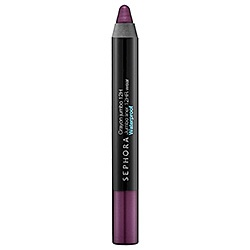 What it is: A collection of jumbo eye pencils that can be used as eyeliners or blended out as eye shadows. What it does:These jumbo pencils create a range of effects, from bold lines and blended effects to thin, defined lines. #SephoraColorWash #Purple