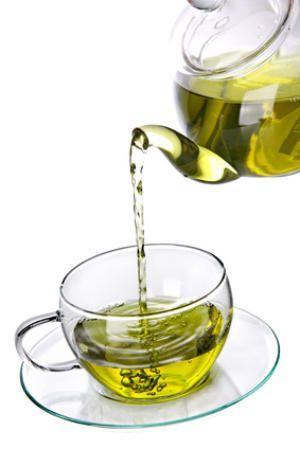 does green tea lower testosterone