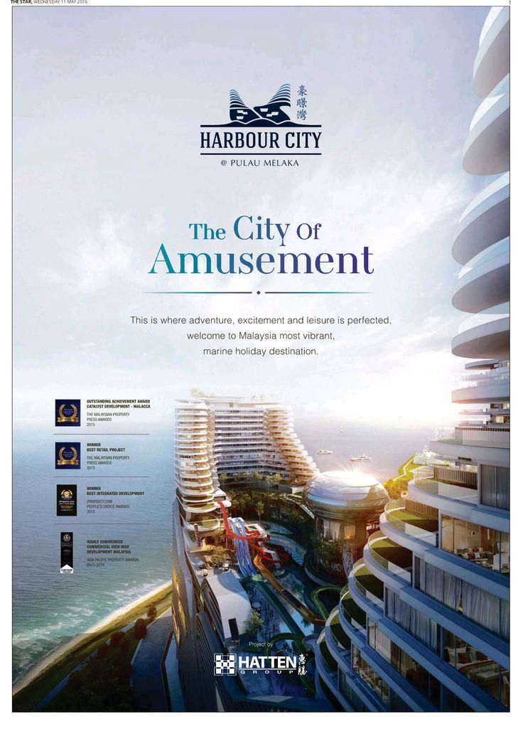 #HarbourCity