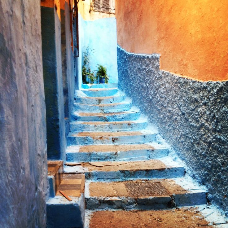 Steps in Morocco #morrocco #tapasandtagines #travel