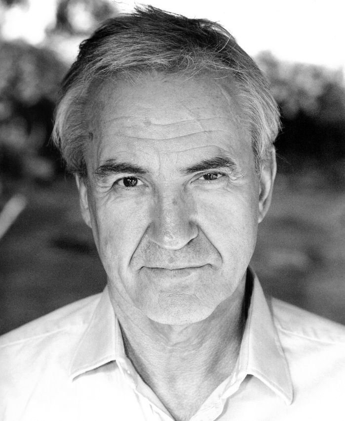 Celebrity charity interview with Larry Lamb - supporter of Action on Hearing Loss