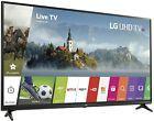 LG 55-Inch 4K Ultra HD Smart LED TV w/ 3 HDMI / 2 USB Ports & 60Hz Refresh Rate