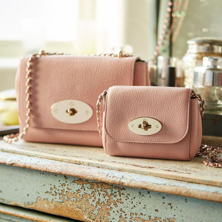 The New Romantics - discover Rose Petal new arrivals on mulberry.com.