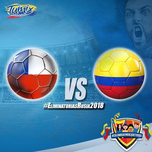 ¡Fuerza Colombia! #ColombiaEnBocaDeTodos