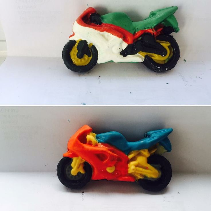 Motorbikes made for a birthday cake, these are made from chocolate! Check out Ashleigh's chocolate delights on Facebook x #motorbikes #belgiumchocolate #chocolate
