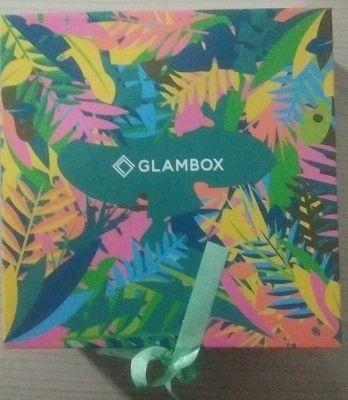 Maquiagem de óculos: Glambox Tropical - janeiro/2017