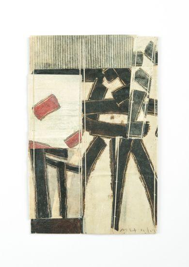 'Shide Fragment' VIII by Matthew Harris
