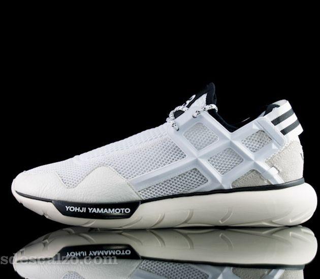Adidas Y-3 By Yohji Yamamoto Ftw White/Black Y-3/Black Y-3 Tokio Trainer HRO102677