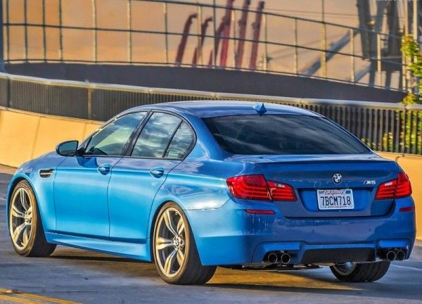 2014 BMW M5 Pictures 600x432 2014 BMW M5 Review and Design Detail with Images