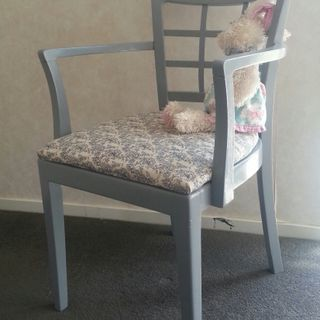 Upstyled Grey Occasional Chair