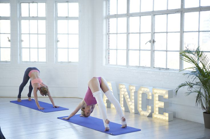 Ballet Bootcamp preview event with Sunday Times Style