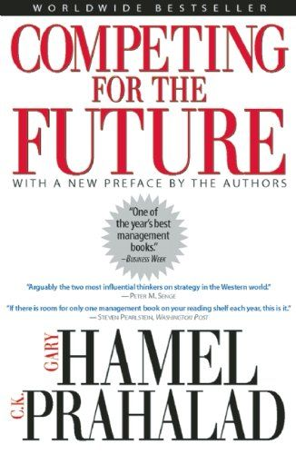 Competing for the Future by Gary Hamel http://www.amazon.co.uk/dp/0875847161/ref=cm_sw_r_pi_dp_rqB.ub1XAPW2T