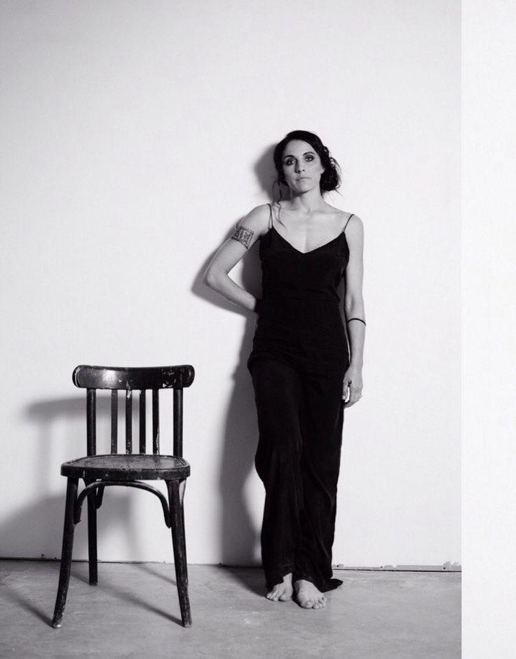 Photo woman and chair Irina Savina