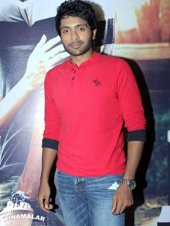 Kollywood Actor Vikram Prabhu
