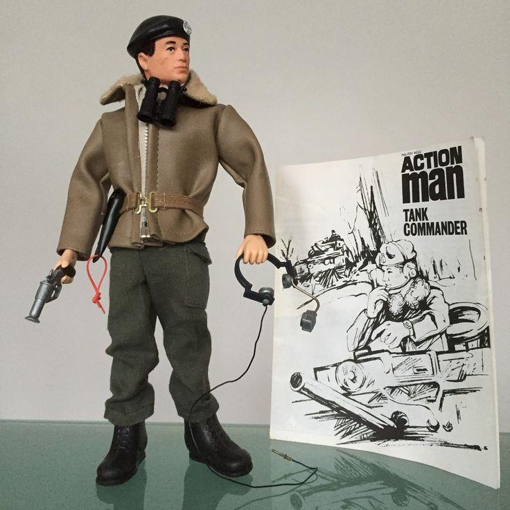 The Unofficial Action Man HQ Forum - Tank Commander c.1975