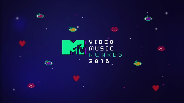 """Check out this @Behance project: """"MTV Video Music Awards"""" https://www.behance.net/gallery/35441331/MTV-Video-Music-Awards"""
