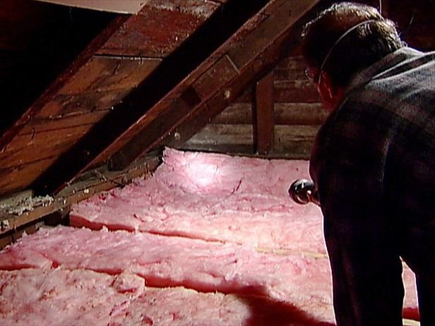 DIYNetwork.com experts offer step-by-step instructions on how to insulate attics and roofs.