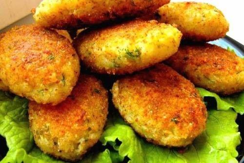Постные капустные котлеты - рецепт с фото / Простые рецепты