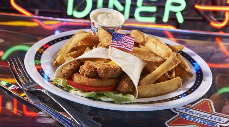 Le chicken wrap, un sandwich original pour les amateurs de poulet !