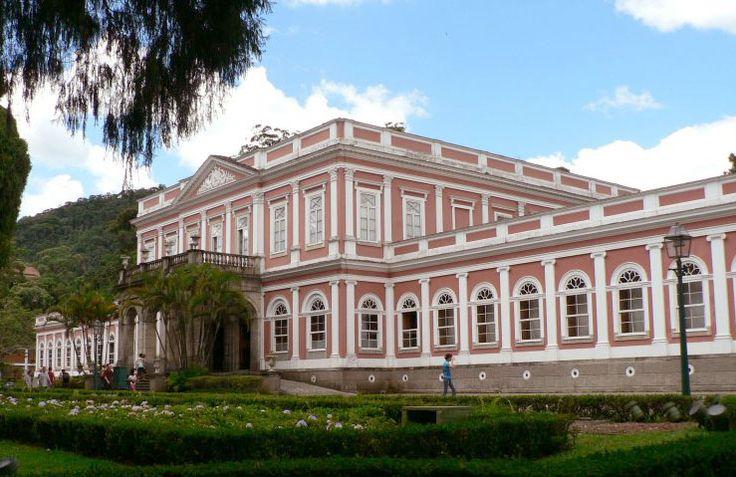 Palacio Imperial de Petropolis - Grão Pará-O Palácio do Grão-Pará localiza-se na…