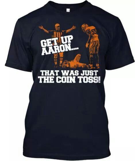 Get up Aaron T-Shirt