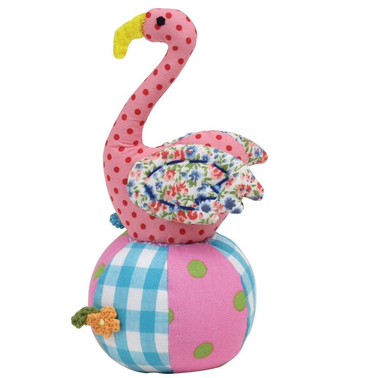 Flamingo #PinCushion: