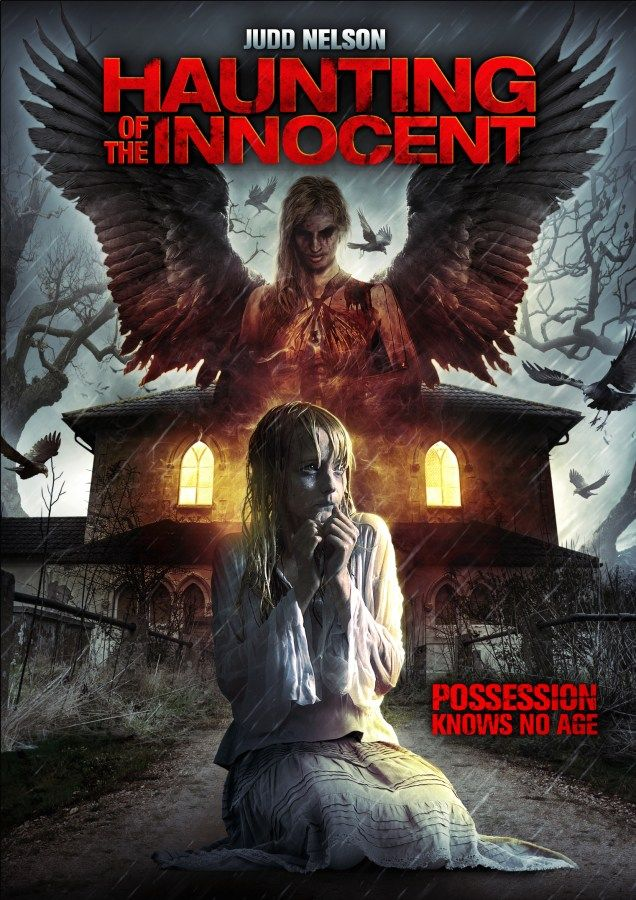 HAUNTING OF THE INNOCENT Scares A Redbox Release Date And Trailer