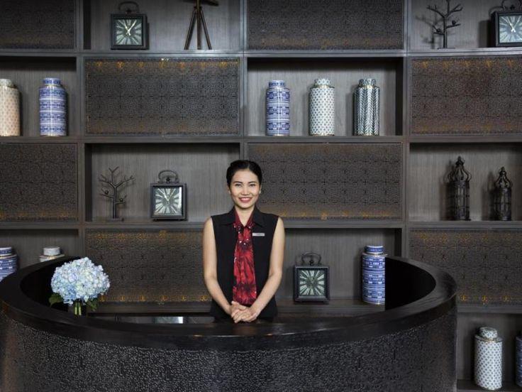 Best Price on Bangkok Marriott Hotel Sukhumvit in Bangkok + Reviews