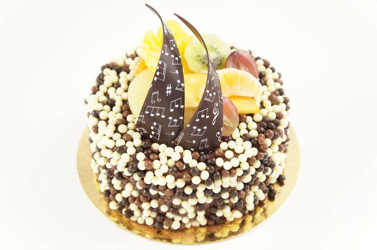 Tort z Kuleczkami Cukiernia Czubak