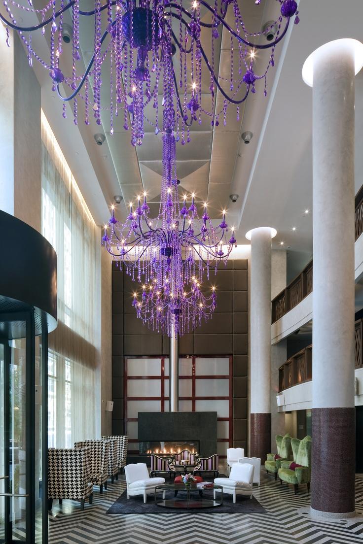 Cond 233 nast traveler 2013 hot list of top new hotels worldwide - Gansevoort Park Ave Hotel New York