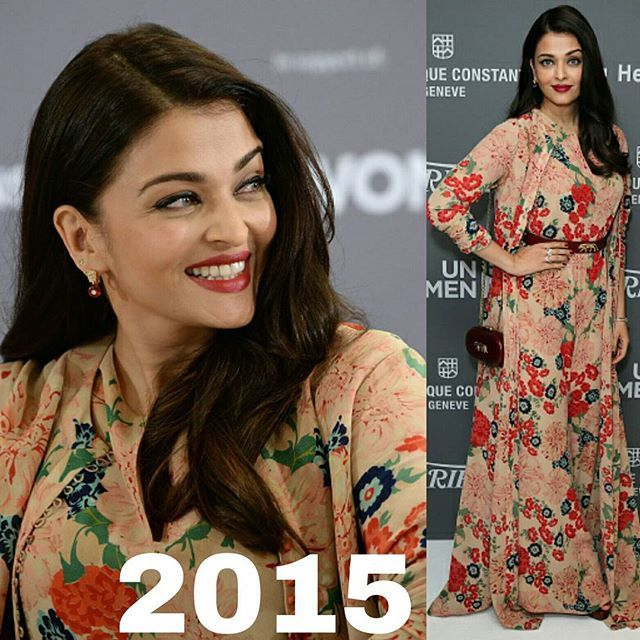 She looked all lovely in Floral outfit by Sabyasachi  Throwback ~ #AishwaryaraiBachchan  look from Cannes Film Festival 2015.!! @BOLLYWOODREPORT !! #cannes #cannesfilmfestival #cannes2016 #Aish #Aishwaryarai #Missindia #Missworld #india #indian #desi #bollywoodactress #celebritystyle #celebfashion #celebstyle #redcarpet #hairstyle #makeup #eyemakeup #bollywoodstyle #instabollywood #Loreal #lorealwomenofworth #lorealmakeup  #instantbollywood #desi @BOLLYWOODREPORT !!