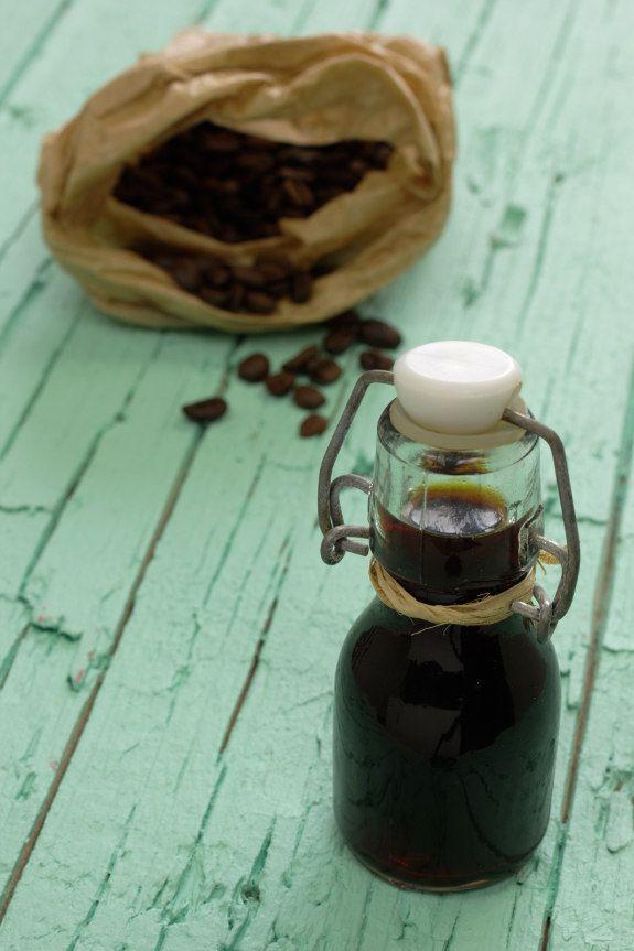 Cinco Quartos de Laranja: Como fazer extracto de café?