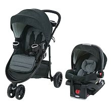 Graco Modes 3 Lite Travel System With Snugride Click