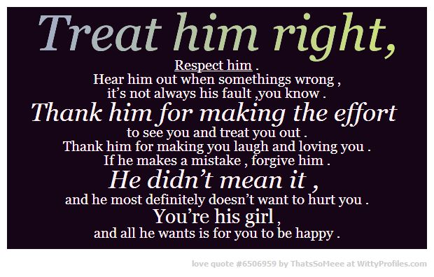 make your man appreciate you more relationship