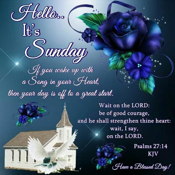 Have A Blessed Lords Day Sunday Sunshine Pinterest Morning