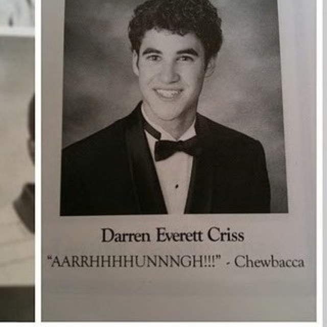 Great Senior Quote: Senior Quote, Well Played Darren... Well Played.