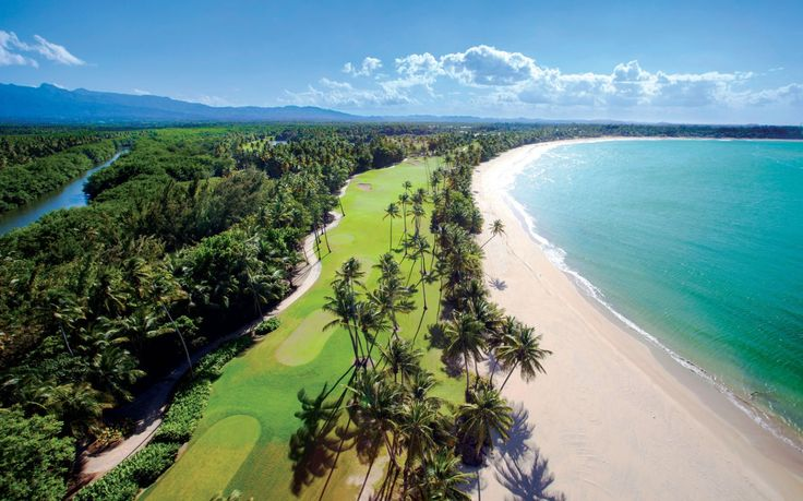 Bahia Beach: This two-mile-long golden crescent offers gentle waves, and is backed by plenty of swaying coconut palms.