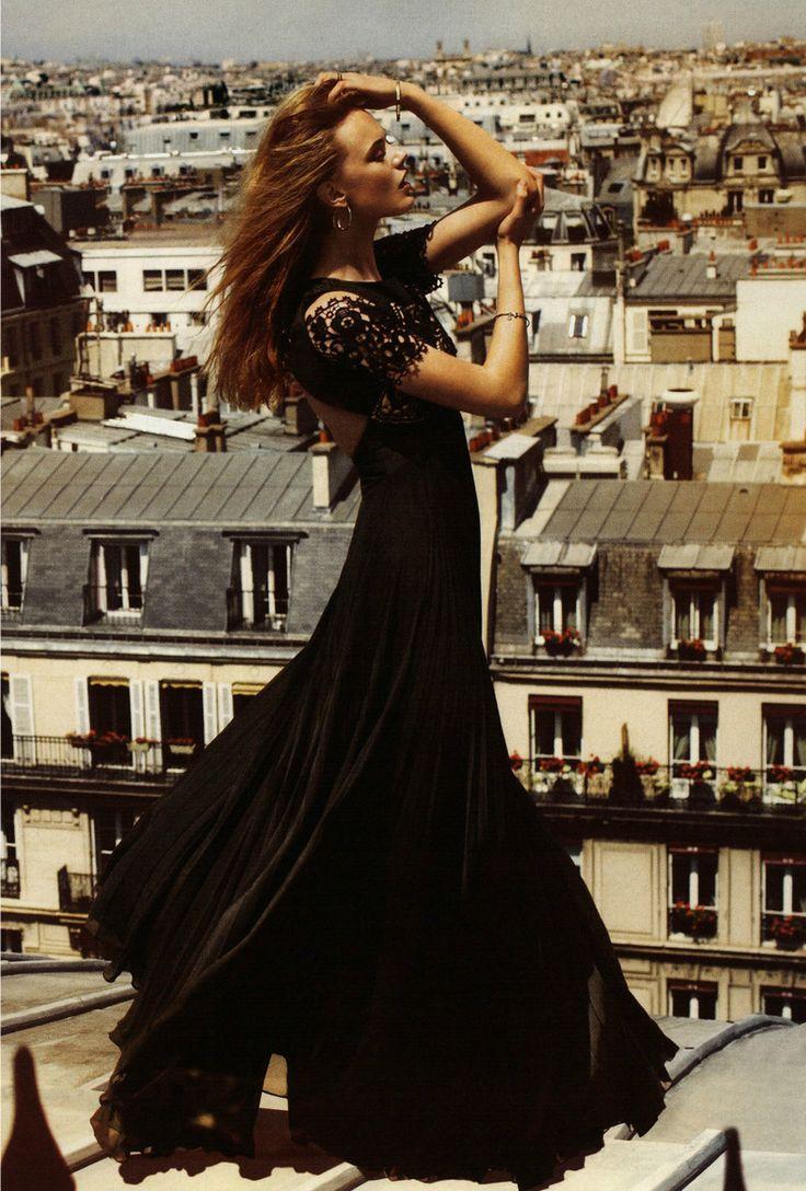 Frida Gustavsson | Guy Aroch  #photography | Shopbop F/W 2012 | via tumblr