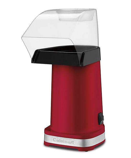 Red Hot Air Popcorn Maker