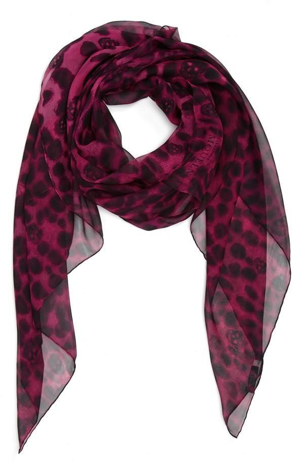 Beautiful silk scarves!