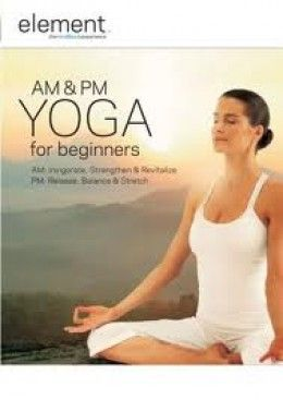 If you are new to yoga you will want to start with a yoga DVD aimed at beginners.