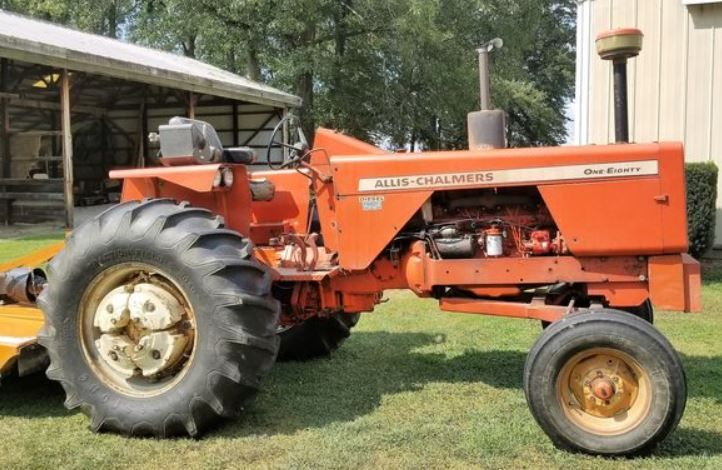www.ucmarshall.com  * 1986 Toyota PU Truck 199K * Allis Chalmers 180 Tractor * Woods XBB72 6 Ft. Bushhog * John Deere Lawn Mowers * Guns * One Person Sailboat * Garage/Shop Tools * Pallet of Terre Haute 1960s Era Landscaping Brick * Primitives & Antique Tools * Vintage Octagon Bumper Pool Table * Lowrey Organ * Garden Tiller * Furniture * Glassware * Antiques/Collectibles * Advertising Items * Law
