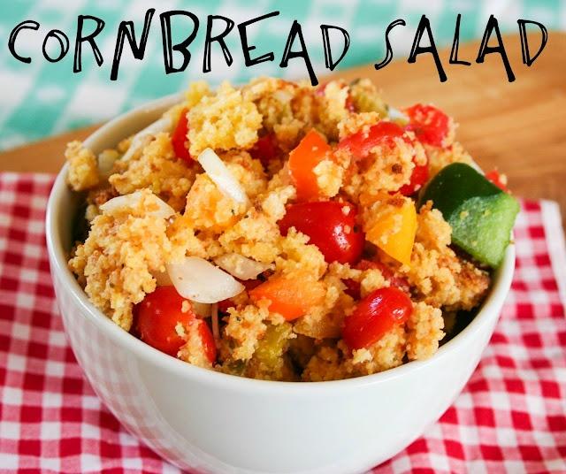 Southern Cornbread Salad | Recipes!!! | Pinterest ...