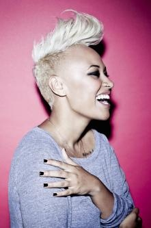 Emeli Sande - a woman who believes in using her brain, not her body, to get ahead